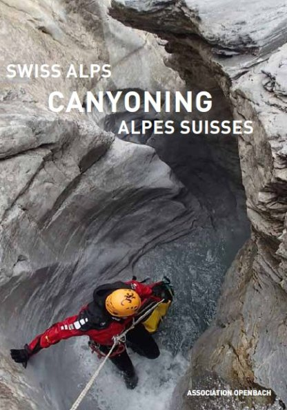 Canyoning in the Swiss Alps