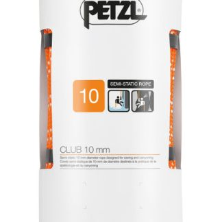Corde statique Petzl CLUB 10 mm
