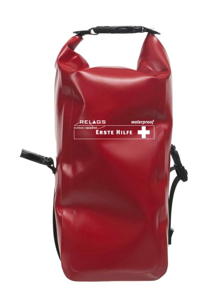 Relags first aid kit 'Plus', waterproof