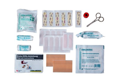 210420 Relags first aid kit 'Plus', waterproof