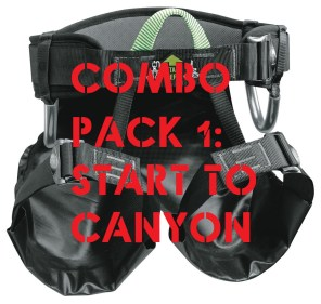 Combo Pack 1: Start to Canyon