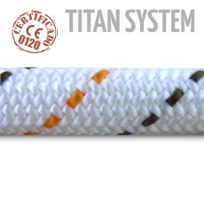 kordas fina 8.5mm white caving rope