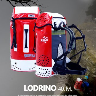 Sac à dos Rodcle Racer Lodrino 40L