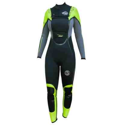 Seland MOLINA professional canyoning steamer for ladies (front)