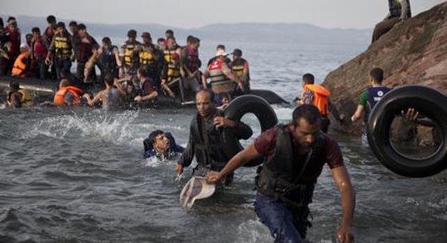 Difese dell'Europa contro i migranti