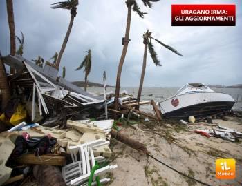 Un'uragano al giorno…