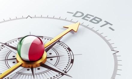L'Italia è una Repubblica democratica fondata sul debito.