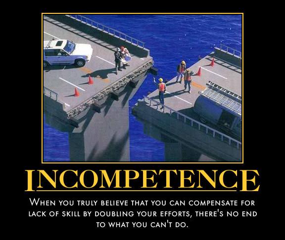Il reato di incompetenza