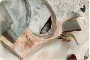Scwitters MerzBarn Detail
