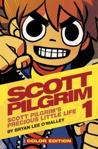 Scott Pilgrim's Precious Little Life in Color