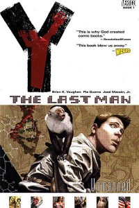 Y: The Last Man Volume 1 TPB