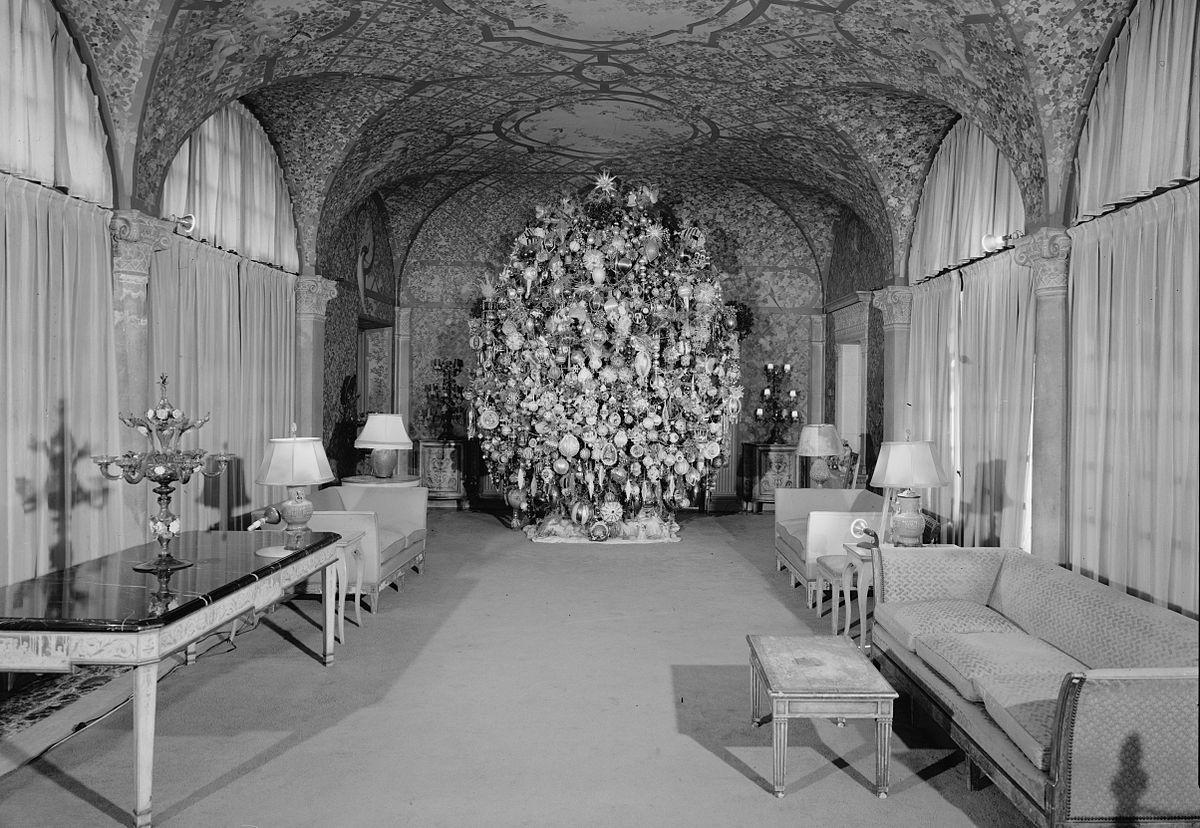 Harold Lloyd's Christmas Tree
