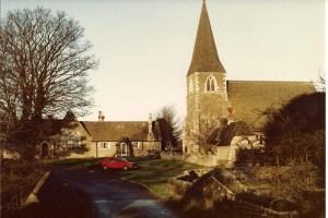 St Cuthberts - Sassay - Butterfield0006