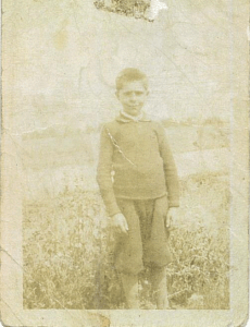 Vital Thebeau Age 11