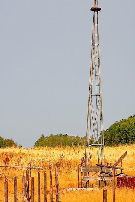 Windmill, Spring Creek Road, Harry Palmer – 2003