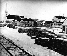Rogersville NB, 1910