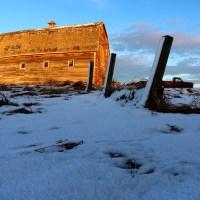 Southern Alberta Barn