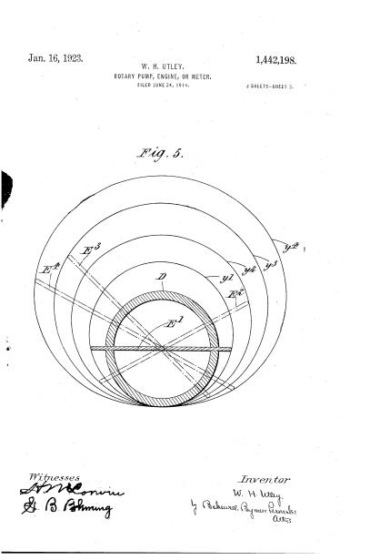 kitson-utley rotary pump