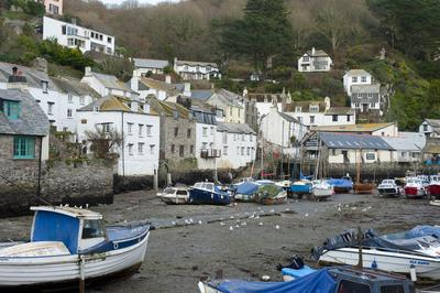 Polperro fishing Village, Cornwall