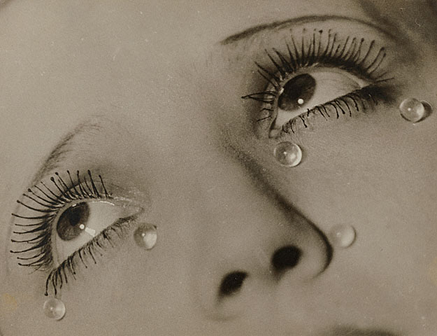 The Makeup of Man Ray's Tears
