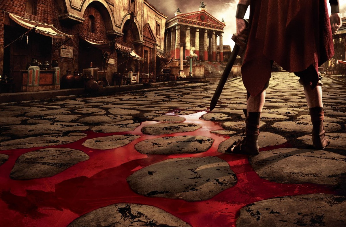 "TV Donut: HBO's ""Rome"""