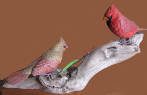 A Pair of Cardinals -$850
