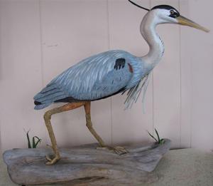 Great Blue Heron - $1100