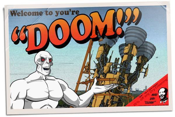 Welcome To You're Doom