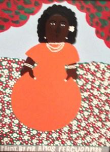 Amos Ferguson Painting Bahamas MAMA