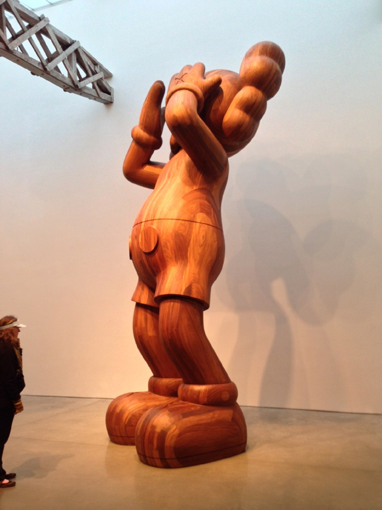 KAWS NYC 2013Single figure