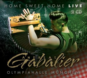 andreas-gabalier-home-sweet-home-muenchen Album Cover