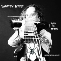 Web of Spider -  Green Metal Jacket-  Whitey Kirst