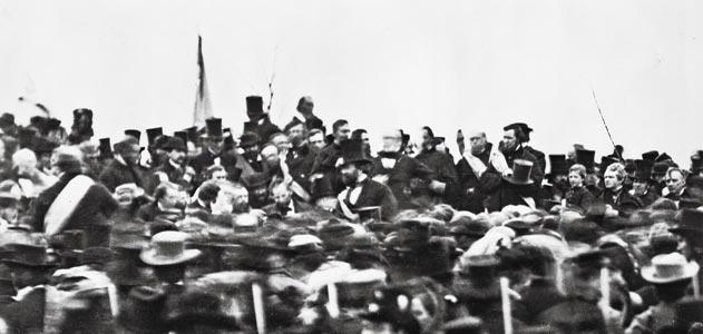 Lincoln-Gettysburg