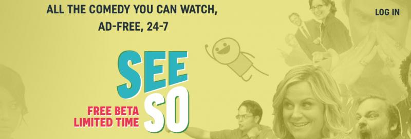 Comedy Niche VOD SeeSo Launches Tomorrow