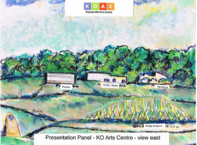 KOAC View East