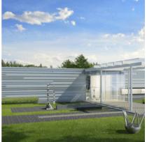 Pavilion perspective