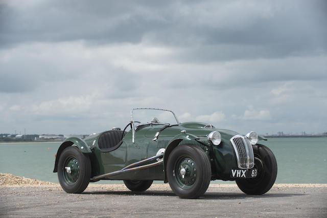 The Unobtainables continues…1950 Frazer-Nash Le Mans Replica