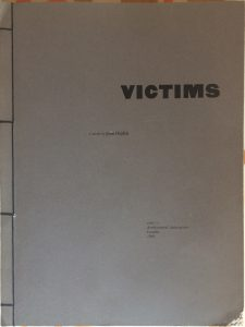 John Hejduk - Victims - Text 1 Architectural Association Publication 1986