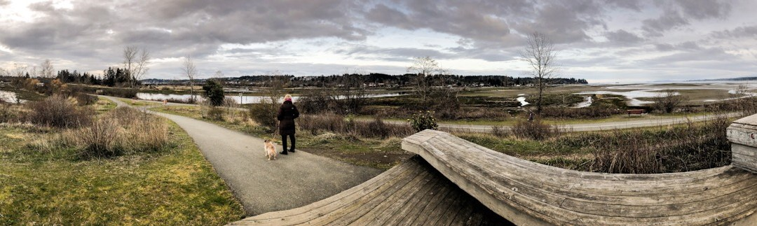 Day Out on the Courtenay Air Park Trail