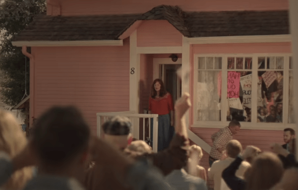 Little Pink House- A film with warnings, it triggered me!