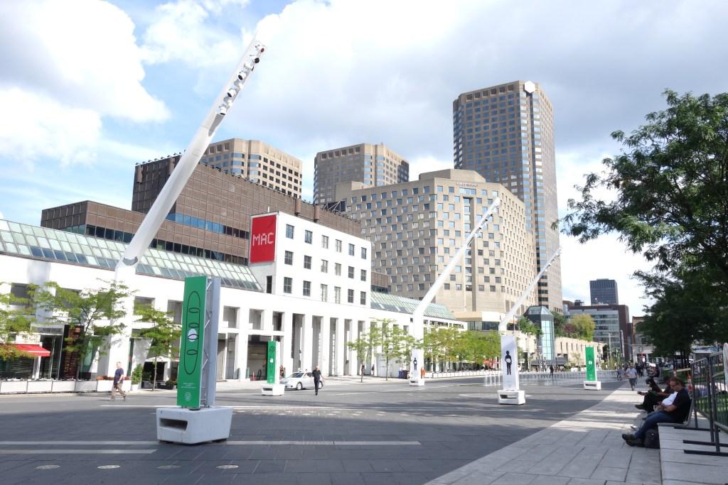 Montréal Place des festivals