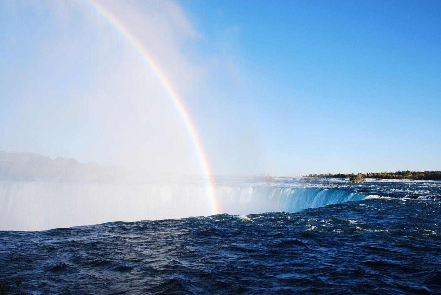 J28 à J30 – Niagara Falls et l'Ontario