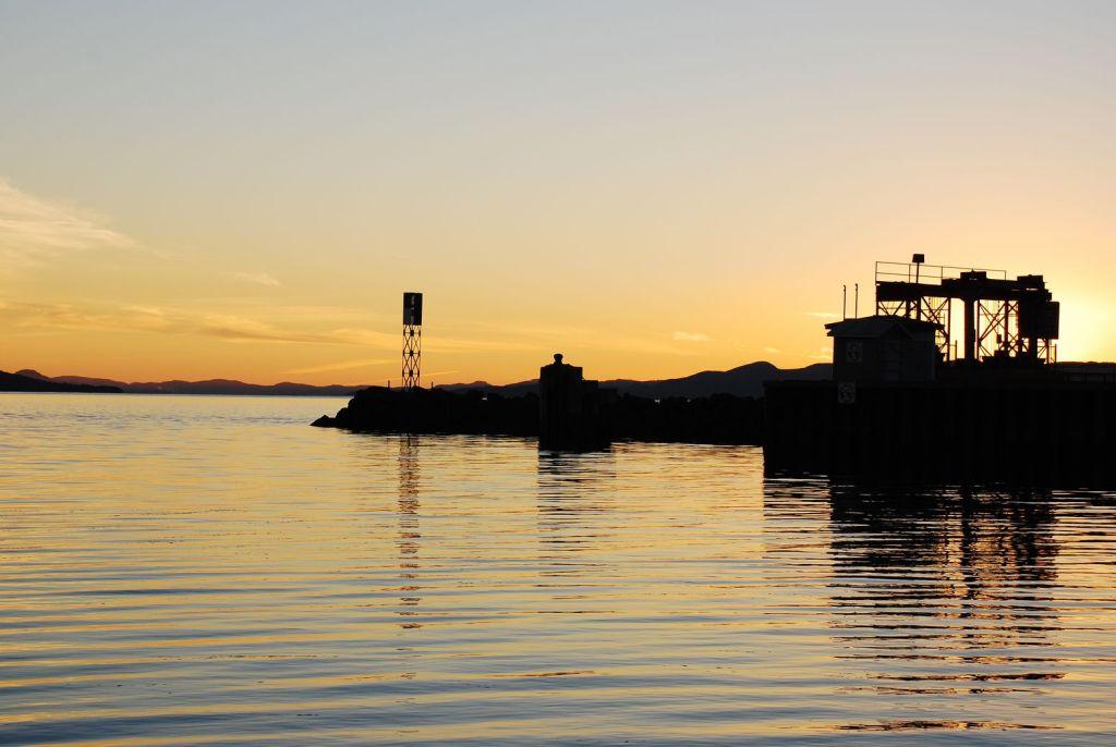 Sunrise Voyage Québec Gaspésie