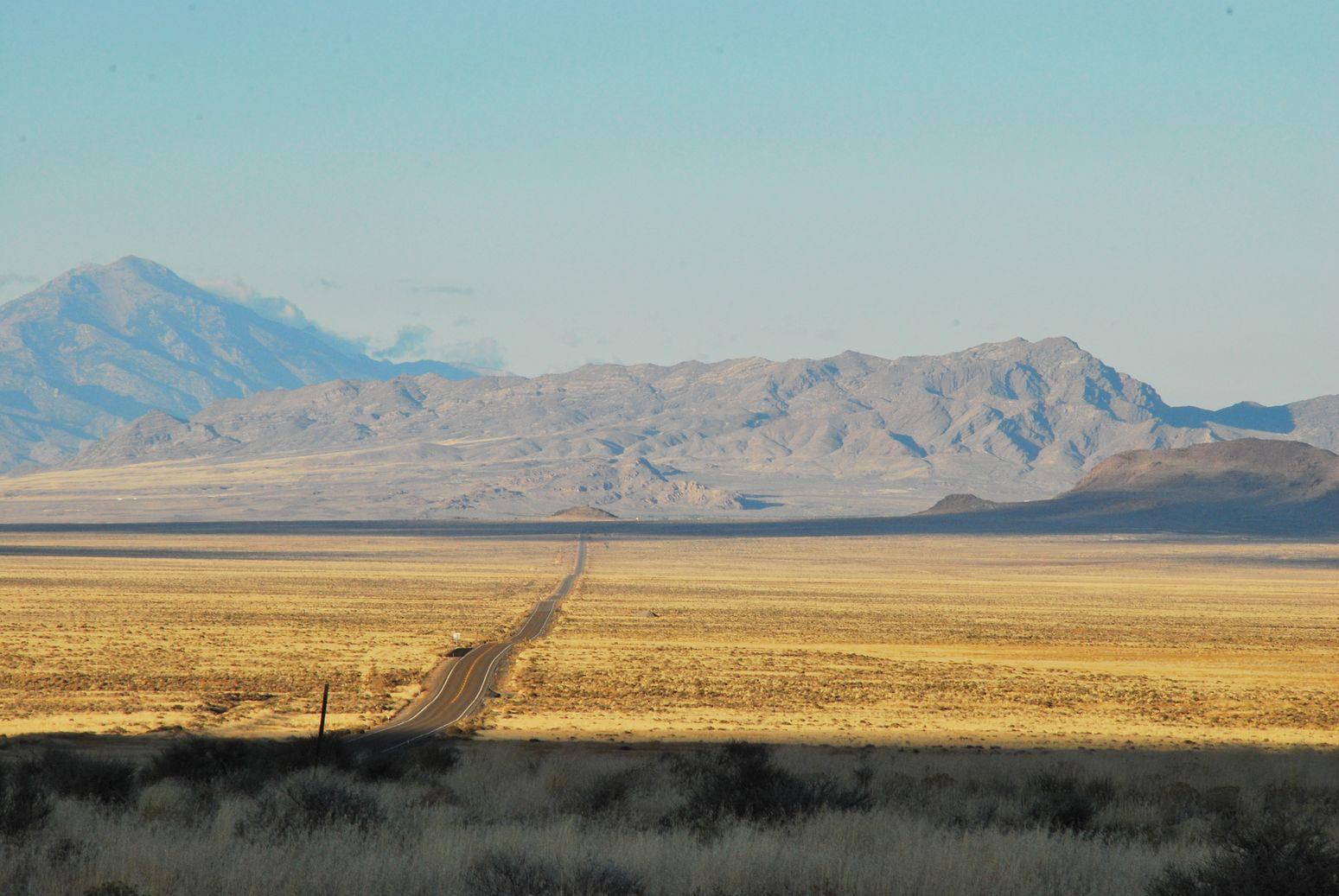 J42 à J49 – De Salt Lake City à la Californie: Le désert du Nevada