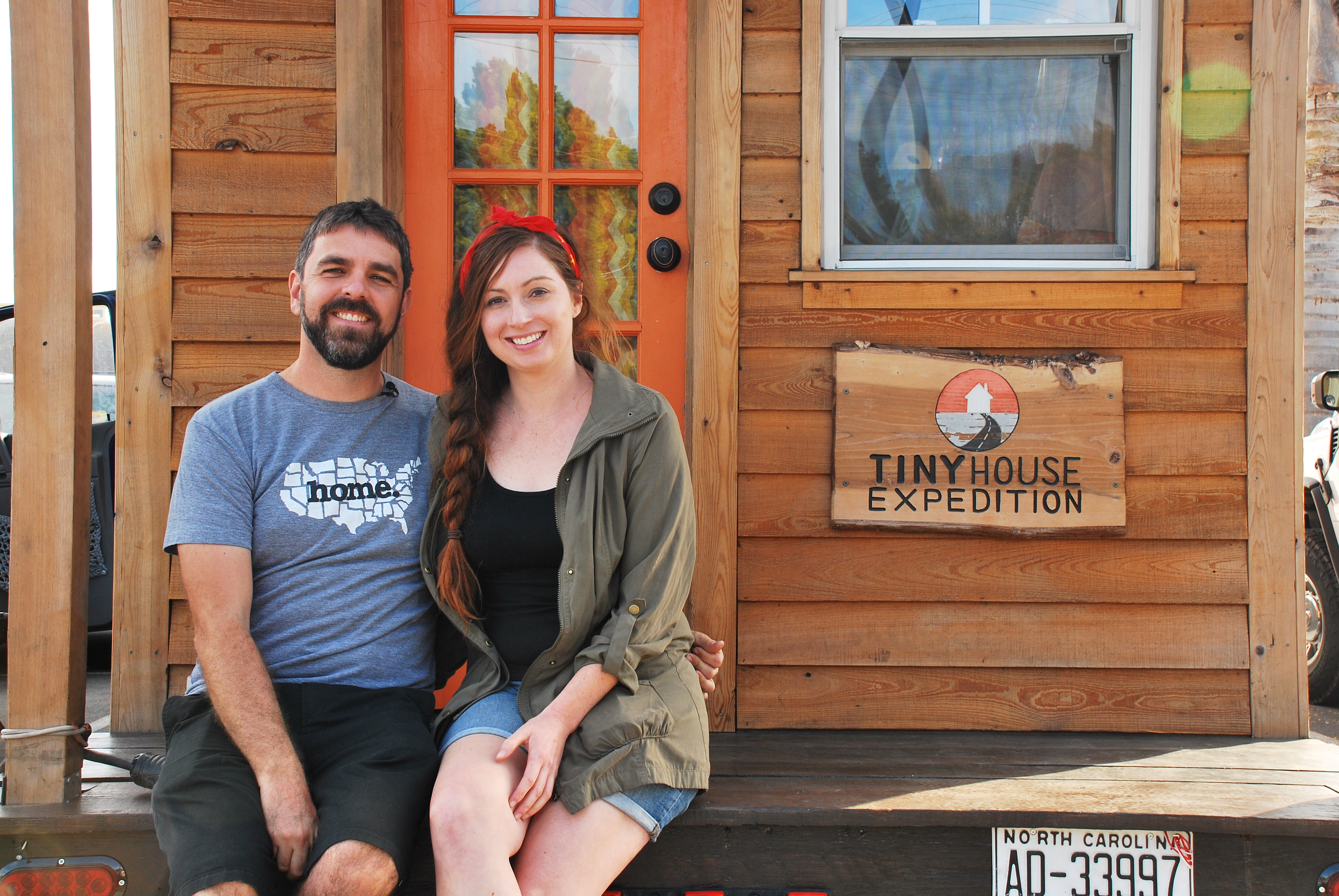 Alexis et Christian – Tiny House Expedition