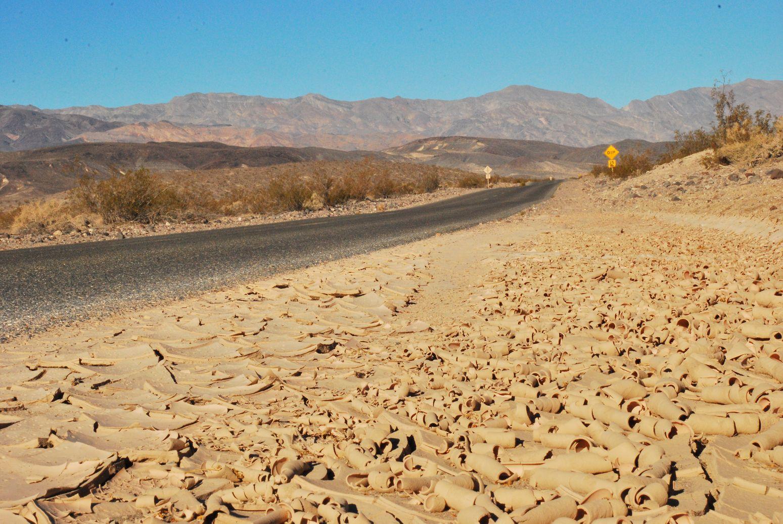 J63 à J65 – Death Valley