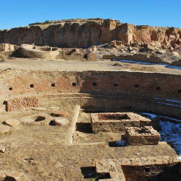 La Région de Four Corners: Découverte de la culture des anciens Pueblos, évolution et organisation de l'habitat
