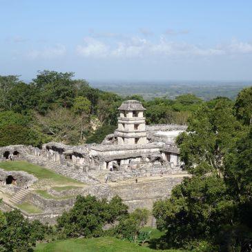 J126 à 130 : Le Chiapas