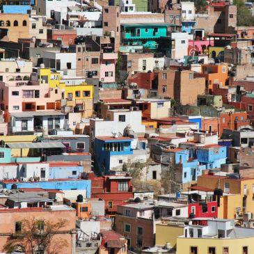 J110 à 116 : Les états de Nayarit et Guanajuato, de Mazatlán à San Miguel de Allende