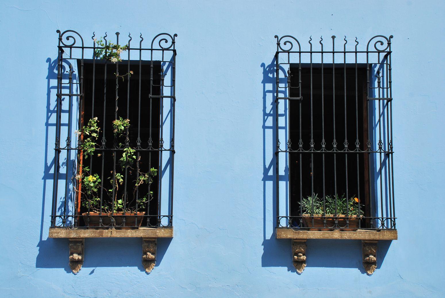 Antigua Guatemala ventana